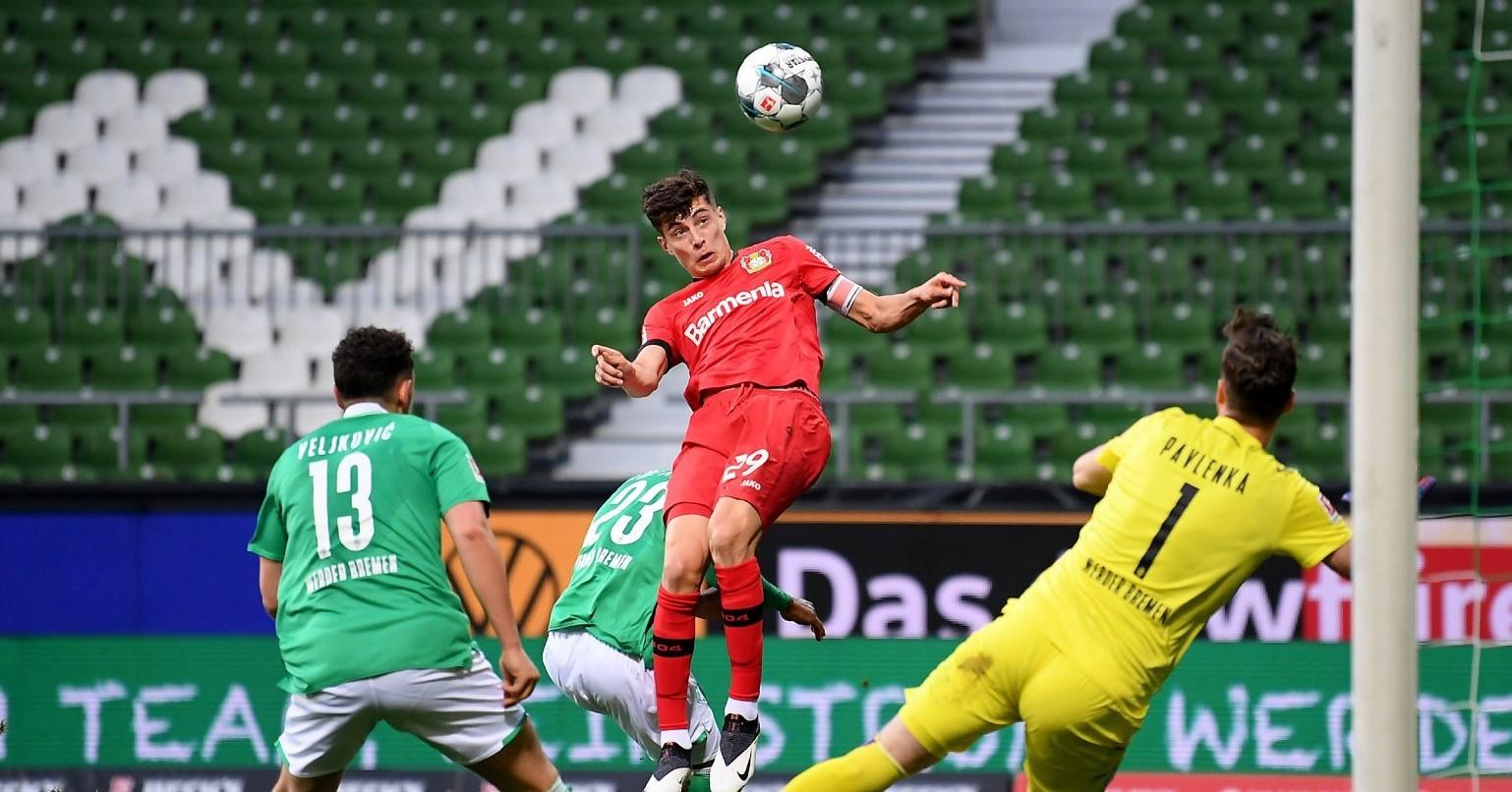 Horario y donde ver hoy por TV  la jornada 27 de la Bundesliga.