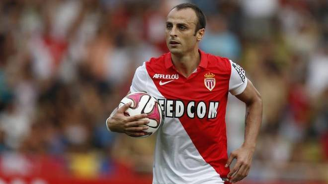 Berbatov, in his time as a footballer in the M