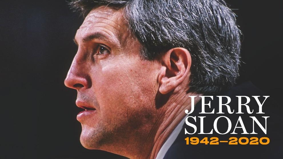 Muere Jerry Sloan, legendario entrenador de Utah Jazz, a los 78 años