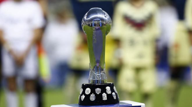 El trofeo queda desierto.
