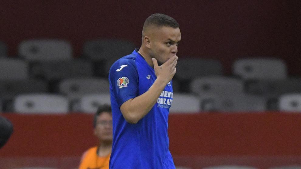 'Cabecita' Rodríguez era el líder de goleo del Clausura 2020