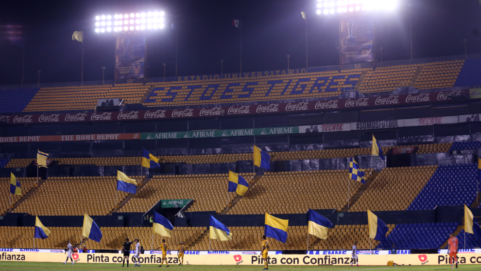 Los equipos de la Liga MX se pronuncian tras la cancelación del...