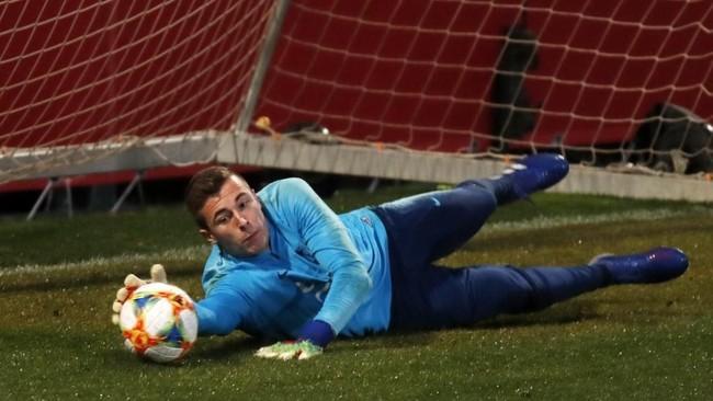 El futuro de la portería del Barça pasa por La Masía