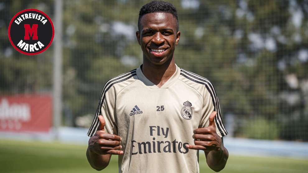 Vinicius: Real Madrid want to win LaLiga Santander for the fans
