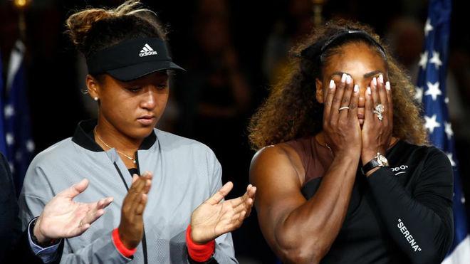 Naomi Osaka desbanca a Serena Williams como la deportista con más ingresos