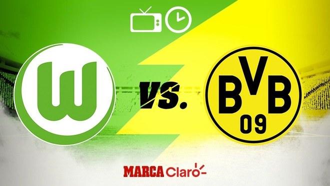 Wolfsburg vs Dortmund Full Match – Bundesliga 2020/21