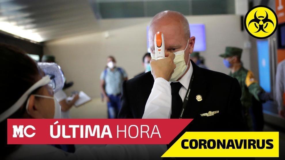 Coronavirus México hoy 23 de mayo.