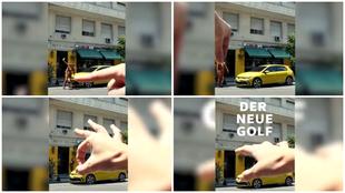 Volkswagen borra un anuncio del Golf 8 grabado en Argentina por denuncias de racismo