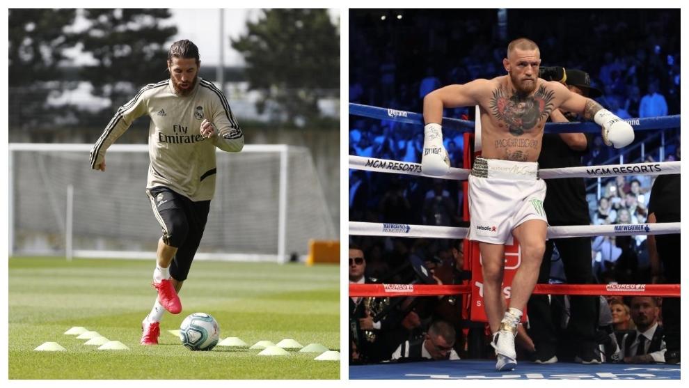 McGregor praises Ramos: Top baller Sergio