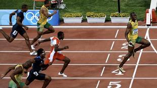 Bolt ostenta nueve oros olímpicos y once cetros mundiales