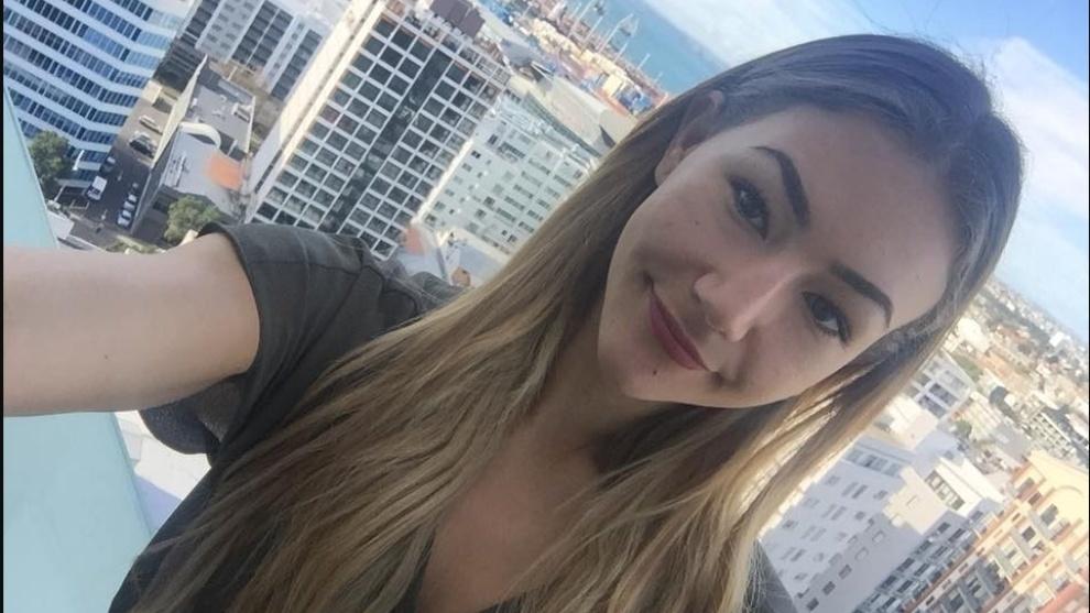 La modeol Amber-Lee Friis, que ha aparecido muerta esta semana