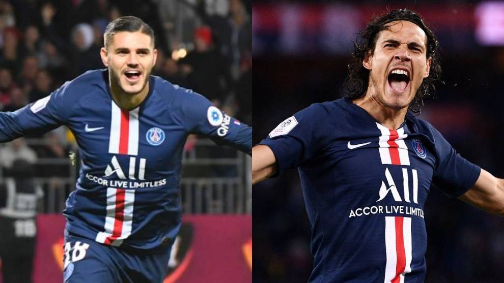 Inter And Psg Begin Talks Over Icardi Cavani Swap Marca In English
