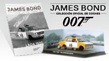 """Colección Coches James Bond: Ya a la venta modelo """"LADA 1500"""" por sólo 9,95 euros"""