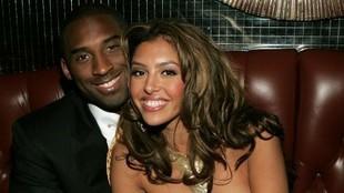 Kobe y Vanessa Bryant, durante un evento.