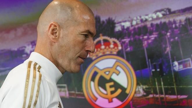 Las cinco grandes decisiones de Zidane para luchar por LaLiga