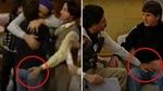 El acoso a Messi en una entrevista de 2005: le meten mano, pruebas desagradables...
