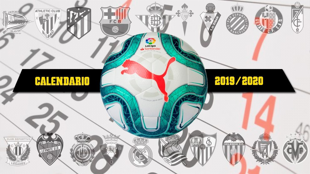 MARCA's proposed schedule for finishing the LaLiga Santander season