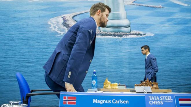 Así fue la eliminatoria entre Carlsen y el estadounidense Wesley So