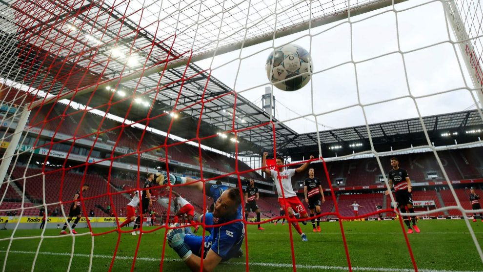 Cologne fight back to salvage a point against Dusseldorf