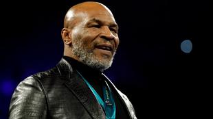 Tyson confiesa que el dinero de su regreso al ring será para las...