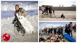 La tragedia de la espuma: investigación sobre la muerte de cinco 'surfers'