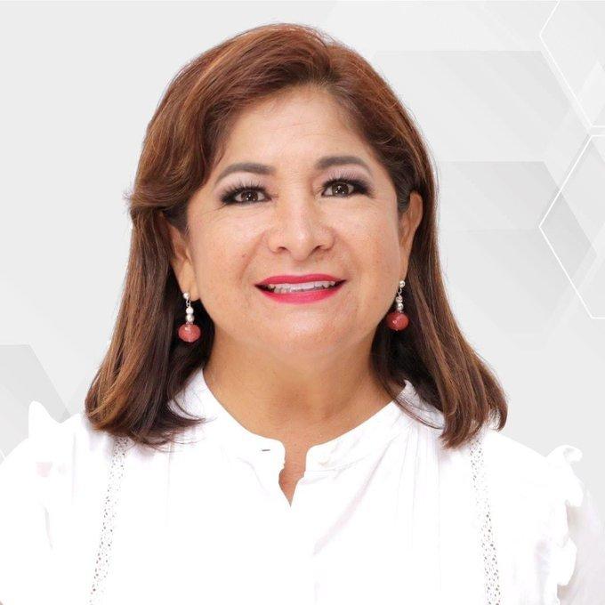 Violeta Ávila, concejala de Manta (Ecuador) que murió por el...