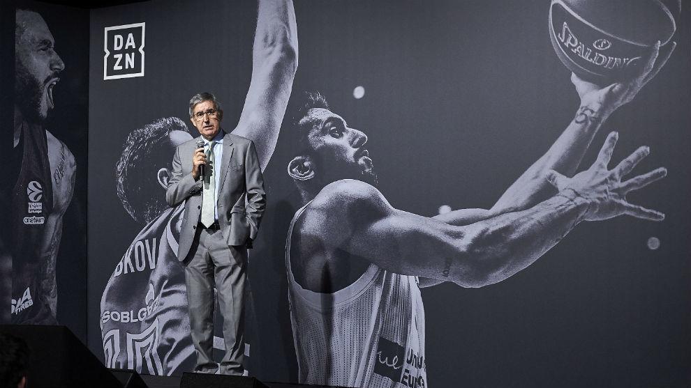 Jordi Bertomeu, en un acto
