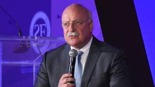Enrique Bonilla, presidente de la Liga MX