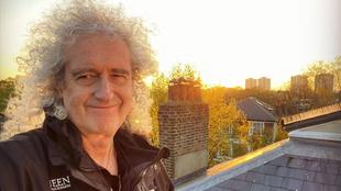 Brian May, de Queen, reveló que tuvo serios problemas de salud.