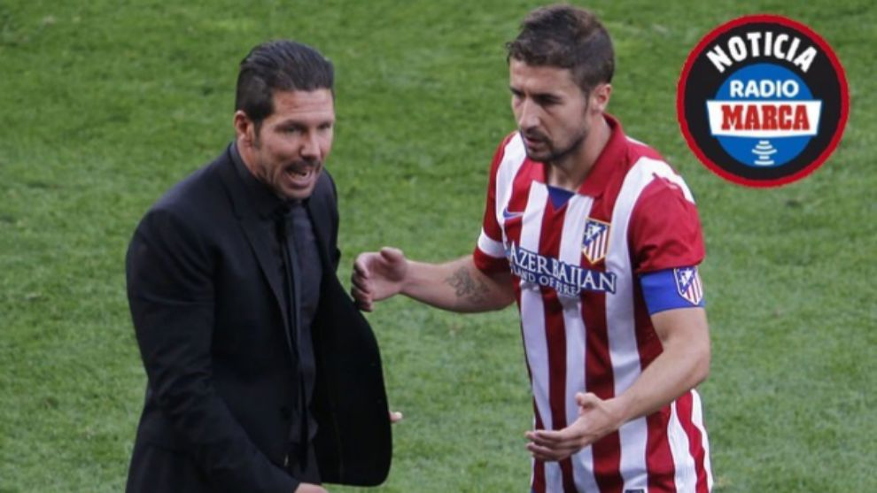 Gabi Fernandez will be Simeone's assistant coach at Atletico Madrid next season