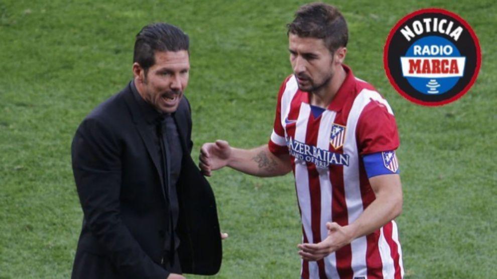 Gabi Fernández será el ayudante de Simeone la próxima temporada