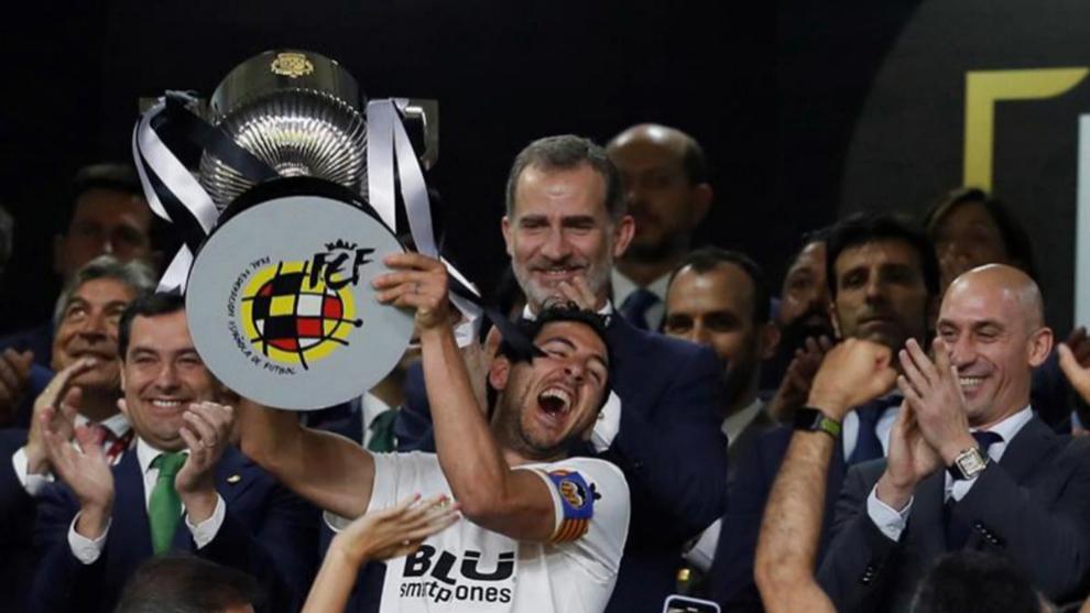 El Valencia se lleva la Copa del Rey 2019 tras doblegar al Barça
