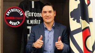Moisés Muñoz, histórico protagonista de la final del Clausura 2013.
