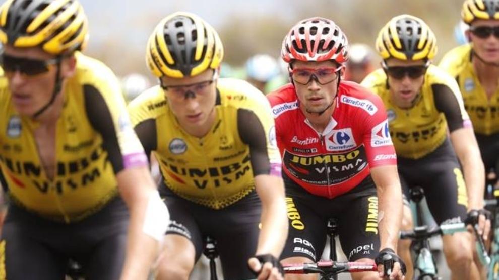Así será el novedoso camino de Roglic hacia el Tour de Francia