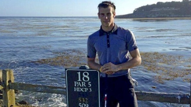 Bale: I know Steph Curry plays golf on the morning of a game