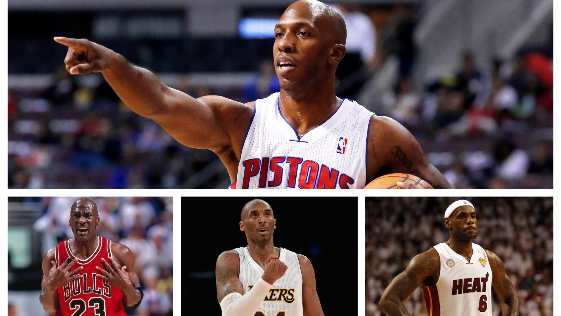 El único jugador con balance ganador en sus duelos ante Jordan, Kobe y LeBron