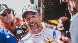 ¿Volverá Sébastien Loeb al Dakar?