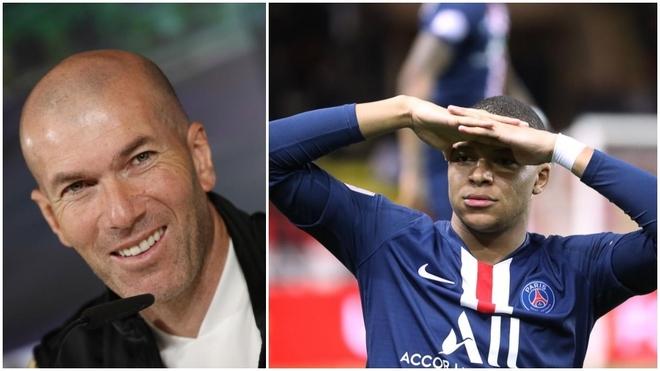 "Mbappé - Real Madrid: Mbappé: ""¿Mis modelos a seguir en el fútbol? Zidane y  Cristiano Ronaldo"" | Marca.com"
