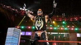 Rey Mysterio y su larga historia en la WWE.