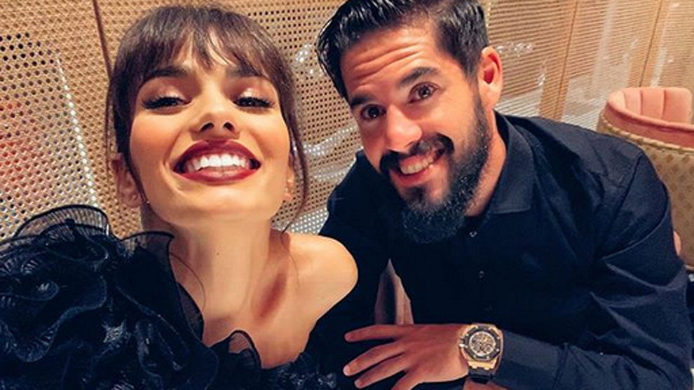 Sara Salamo: Isco and I tried to have sex once per day, we're very competitive