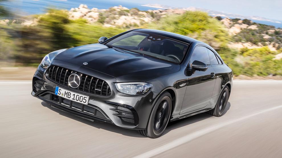 Mercedes-Benz Clase E Coupé y Cabriolet 2020: refresco de verano