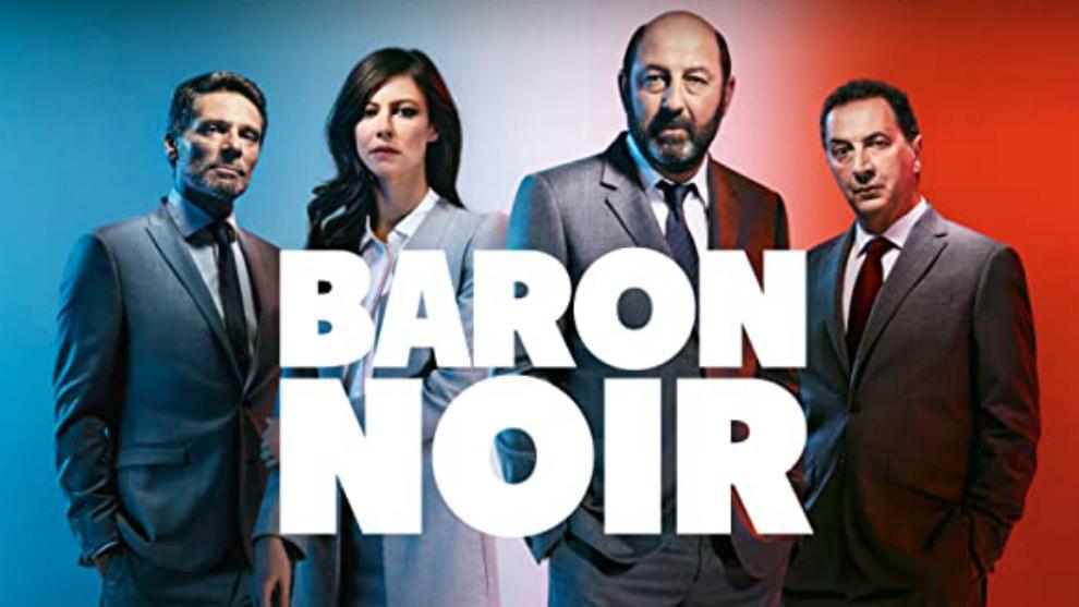 Baron Noir, la serie pablo Iglesias, Pedro Sanchez e Iñigo Errejon