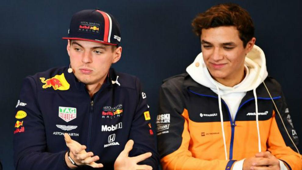 Verstappen y Norris formarán equipo en las 24 Horas de Le Mans virtuales