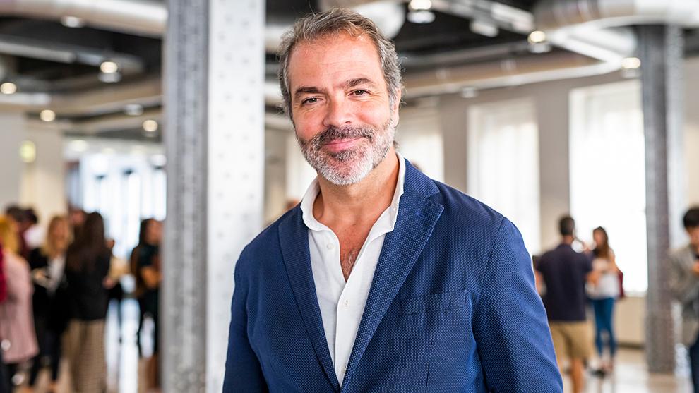José María Moreno, director de la AEVI