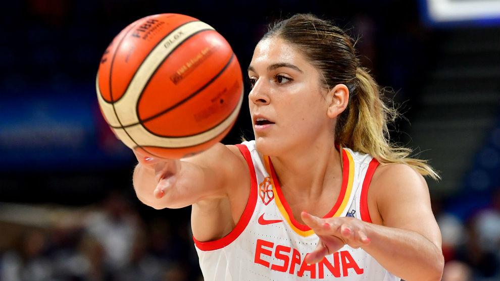 """Marta Xargay deja el baloncesto de forma temporal por """"razones personales"""""""
