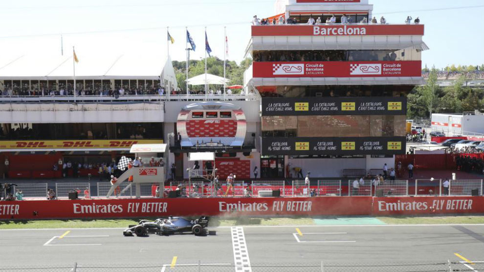 El Gran Premio de España, el 16 de agosto