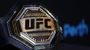 La UFC regresa el próximo mes.