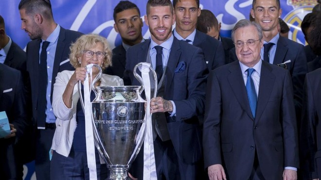 El Real Madrid sigue siendo el club más valioso de Europa