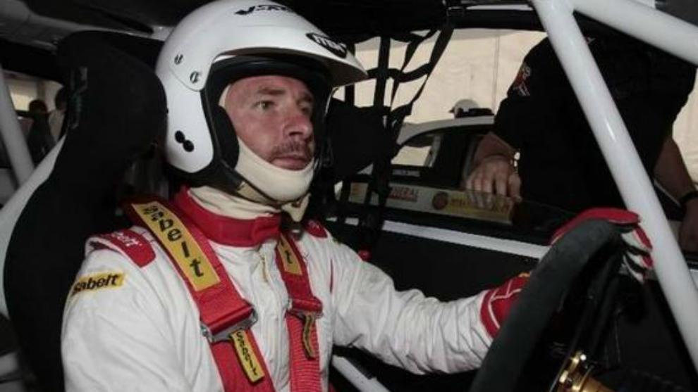 André Villas-Boas, todo un apasionado del motor.