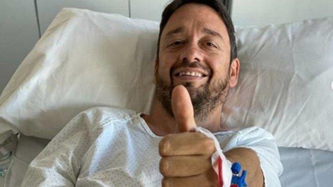 El director del 'Sport' supera un infarto con obstrucción completa en tres puntos de su corazón